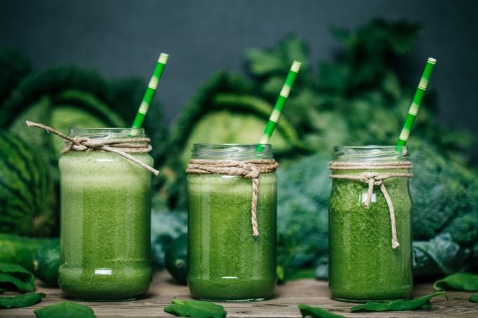 Зелените смутита на живота ни