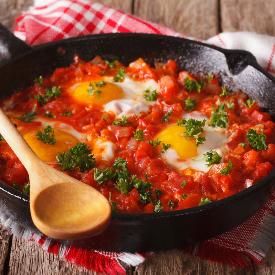 Късна закуска по арабски