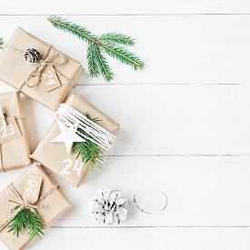 Много лесно е да подготвите и малки подаръчета за всеки ден до Коледа.