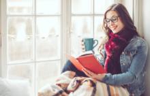 Книги, с които да си починете от празничната суматоха