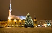На гости на коледния базар в Талин