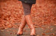 Стилни ботуши за ноемврийските дни