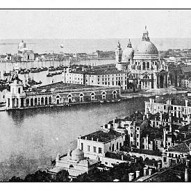 """Базиликата """"Санта Мария дела Салуте"""""""