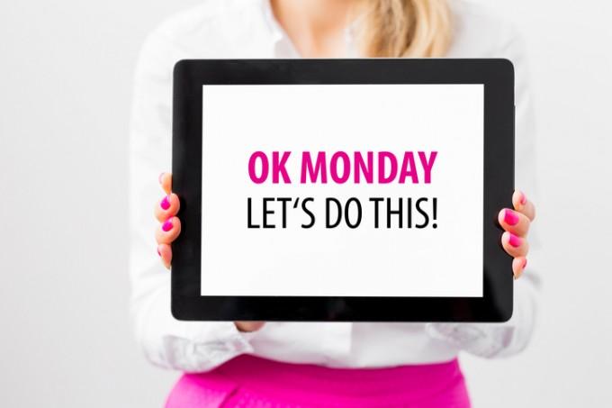 Работната седмица в продукти и идеи: понеделник