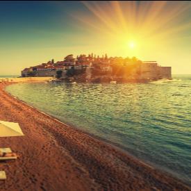Черна гора - Балканското Монте Карло