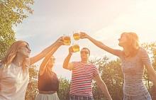 Кехлибарена напитка за предстоящите слънчеви дни