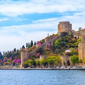 Крепостта Румели Хисар