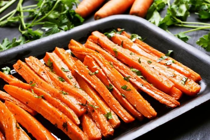 Моркови и гуакамоле - Ако салатата не се овкуси с...