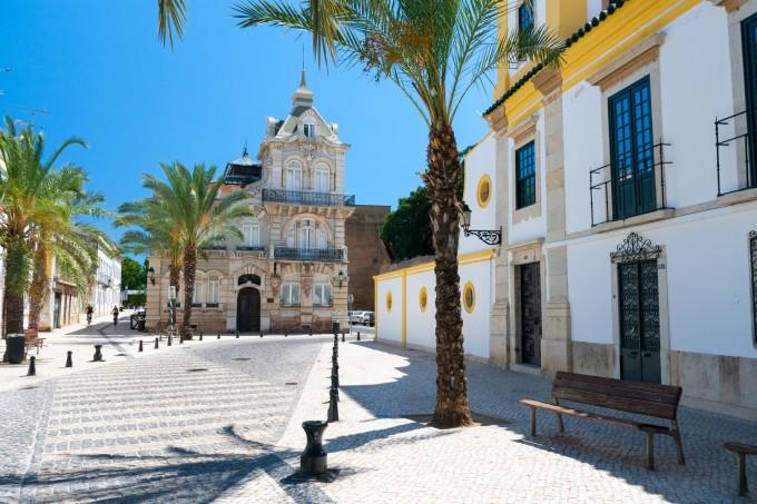 Дневници от Португалия: Фаро и брегът на Алгарве