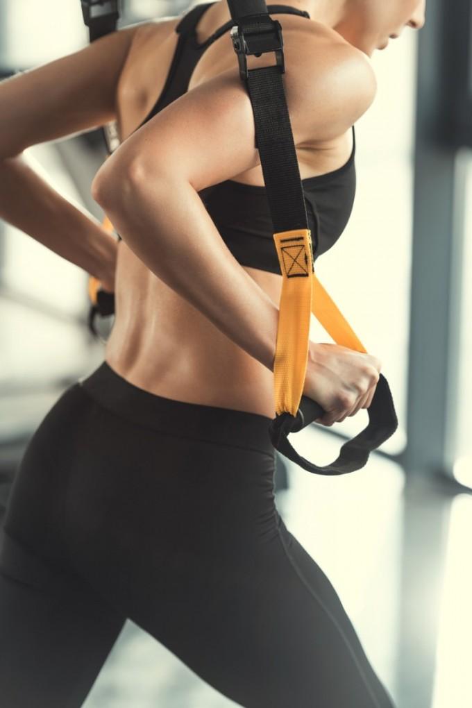 Упражненията могат да са дърпащи или бутащи.