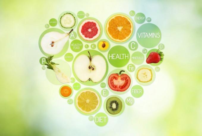 Витамините са ключът към добрата форма