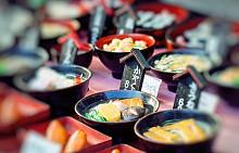 Традиционен пазар за храна в Токио