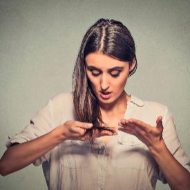 7 грешки, които допускат жените със слаба коса