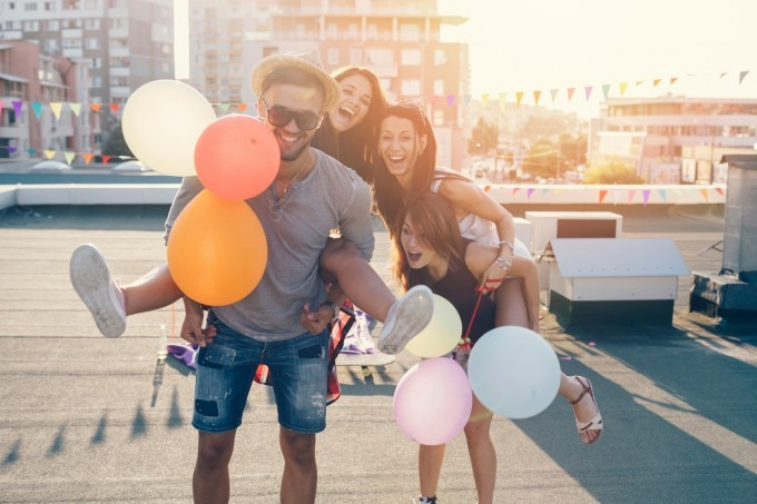 Има много какво да научим от Лучия Джованини за пътя към истинското щастие.