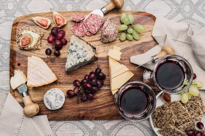 5 необичайни начина да комбинирате храна и вино