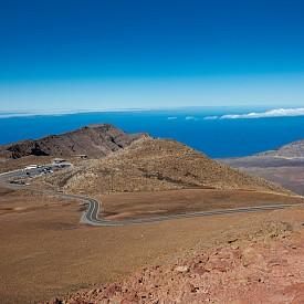 Националният парк Халеакала в Мауи