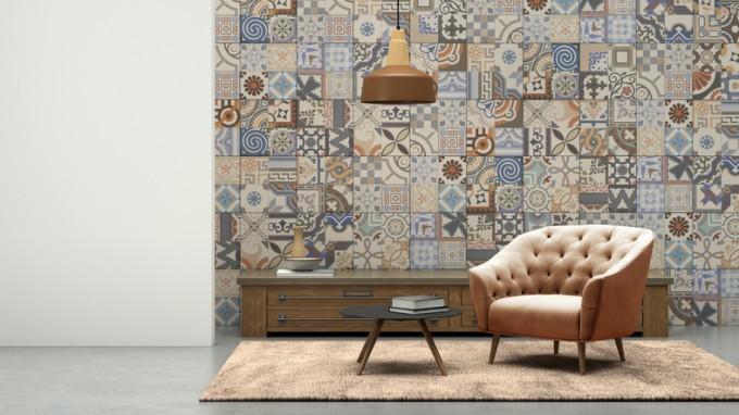 Въпросът с какво да декорирате стените у дома...