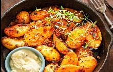 2 рецепти за истински горещи картофи