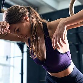 5 знака, че прекалявате с тренировките