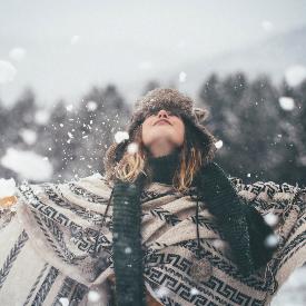 10 запомнящи се цитата за снежните дни