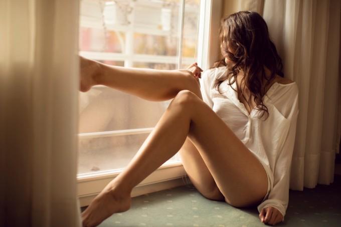 Женските форми, които оформят мъжката памет