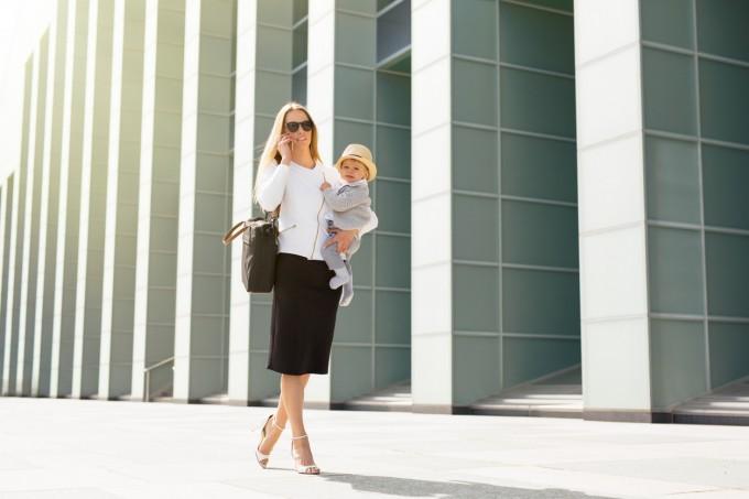 Eдна майка знае как да се погрижи за клиента.