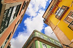 Лисабон през погледа на Асен Дешев