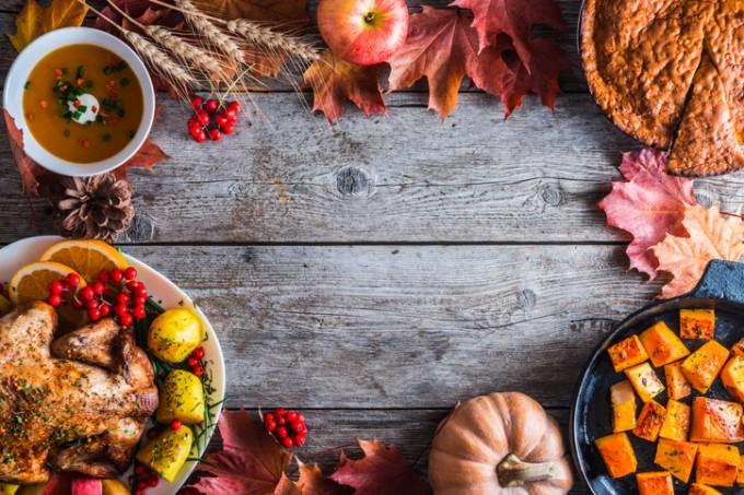 """""""Най-добрата идея за есенна декорация на масата е..."""