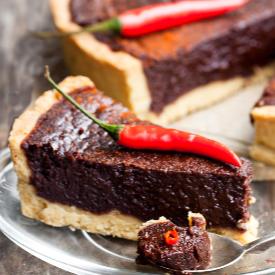 Шоколадовият десерт, от който няма да напълнеете