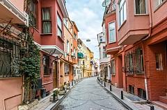 "Старият еврейски квартал на Истанбул ""Балат"""
