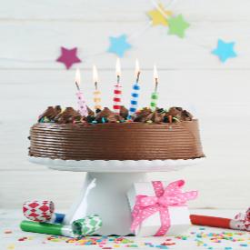 ELLE празнува: Деня на шоколадовата торта