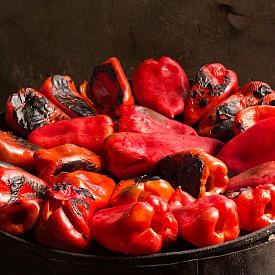 Червената чушка съдържа полезни хранителни вещества и антиоксиданти