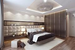 """""""Харесва ми идеята за тайни врати, които водят от спалнята в банята или дрешника."""" Светлана Арефева, интериорен дизайнер"""