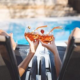 Летните коктейли и тяхната алкохолна сила
