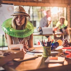 Jobbymoon - ваканцията между старата и новата работа
