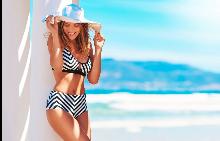 Как да влезете във форма за 2 седмици преди плажа?