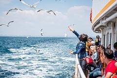 Фериботът за Принцовите острови е на цената на билет за градския транспорт в Истанбул