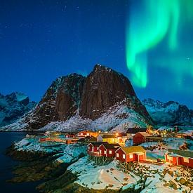 Острови Лофотен, Норвегия