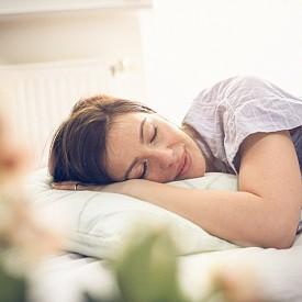 Следобедна дрямка. Изследване сочи, че рискът от коронарна болест на сърцето се намалява с 37% при хора, които правят пауза за дрямка всеки ден, и с 12% при тези, които я правят отвреме навреме. При недостиг на сън 30-минутен сън през деня е препоръчителен за намаляване нивата на стрес.
