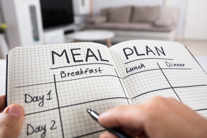 Според изследванията един дневник на храненето е...