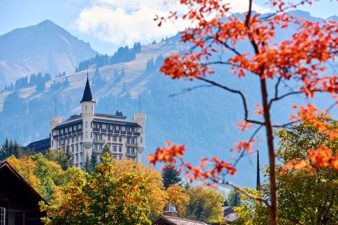 Хотели с история: Gstaad Palace в Гщаад, Швейцария