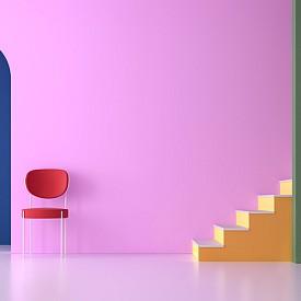 """""""Цветовете са като думите. С тяхна помощ можете да разкажете различни истории."""" Еторе Сотсас, интериорен дизайнер"""