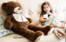 Как да се справим с високата температура при децата