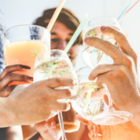 Защо алкохолът прави светът да изглежда по-красив?