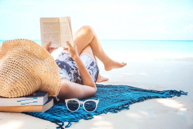 Перфектната компания на плажа - книгата