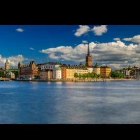 Стокхолм - градът на приказките