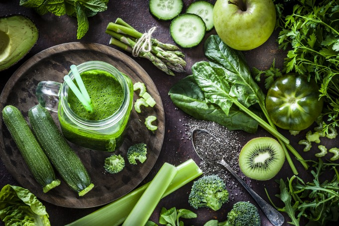 4. Яжте детоксикиращи суперхрани. Горчивите храни и...
