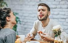 От какви храни отслабват мъжете?