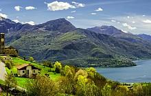 Езерото Комо, Италия