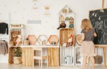 Стаята на децата над 4 години